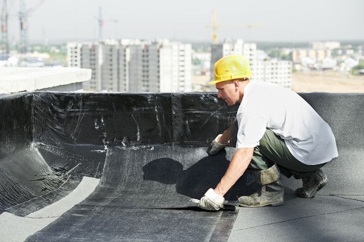 Membranes roof repair in Montreal offered by Lambert roofing company and services are ideal, especially for flat roofs. Free roof estimation.