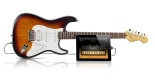 WANT! Fender Squier Strat with USB for iOS.