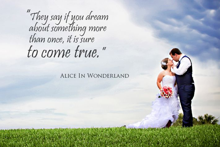 """They say if you dream about something more than once, it is sure to come true."" #quotes"