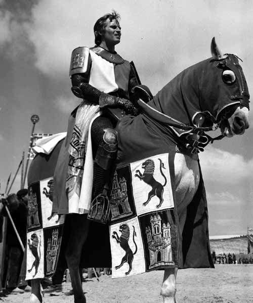 Historia sobre Rodrigo Díaz de Vivar, El Cid.