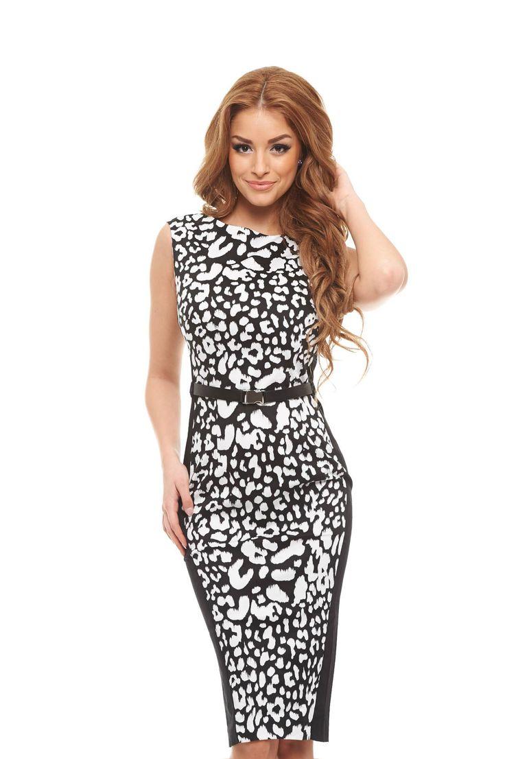 Top Secret Trusty Gallantery Black Dress