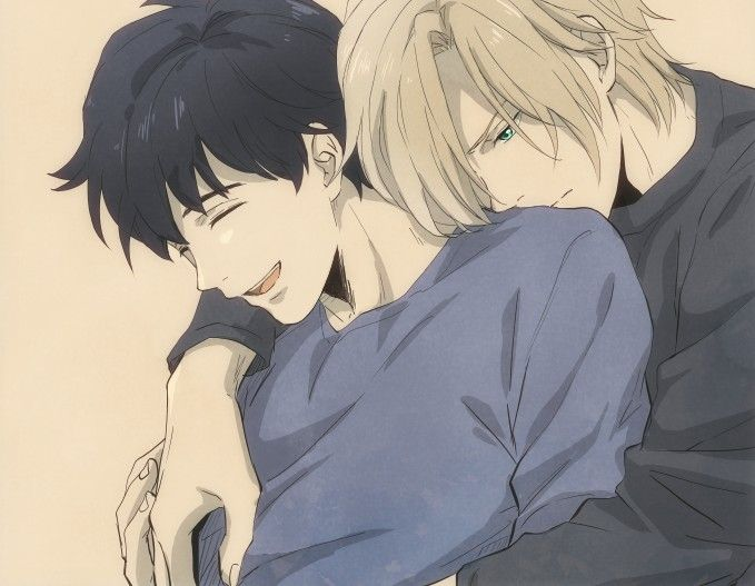 I Realized That I M Terrified To Watch The Last Episode Of Banana Fish As Much As I Love The Tragedy Genre Ash And Eiji Both Deserve A Happ Banana Fish Anime