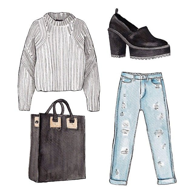 Good objects - Simple outfit #goodobjects