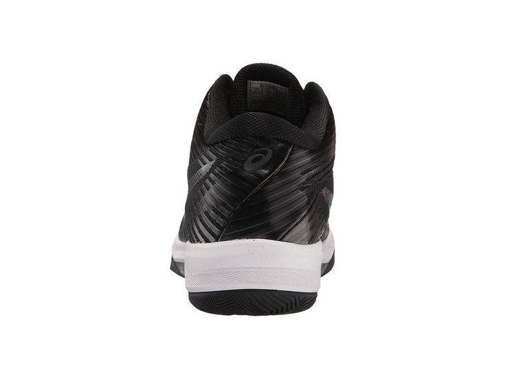 ASICS Volley Elite FF MT Men's Volleyball Shoes Black/Dark Grey/White