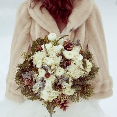342 best winter wedding images on Pinterest Winter weddings