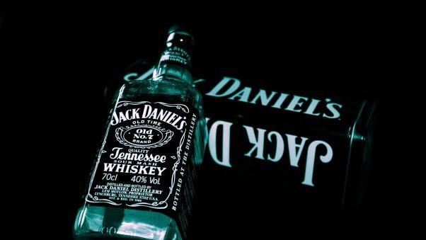 Обои jack daniels, виски, бренд, бутылка