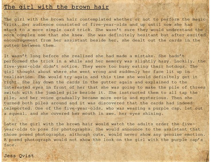 People - Writing - The girl with the brown hair - magic - genuine - children - amazing - photo - poetry    https://jessoutsidethelines.wordpress.com/category/people/  https://www.wattpad.com/story/50957356-people