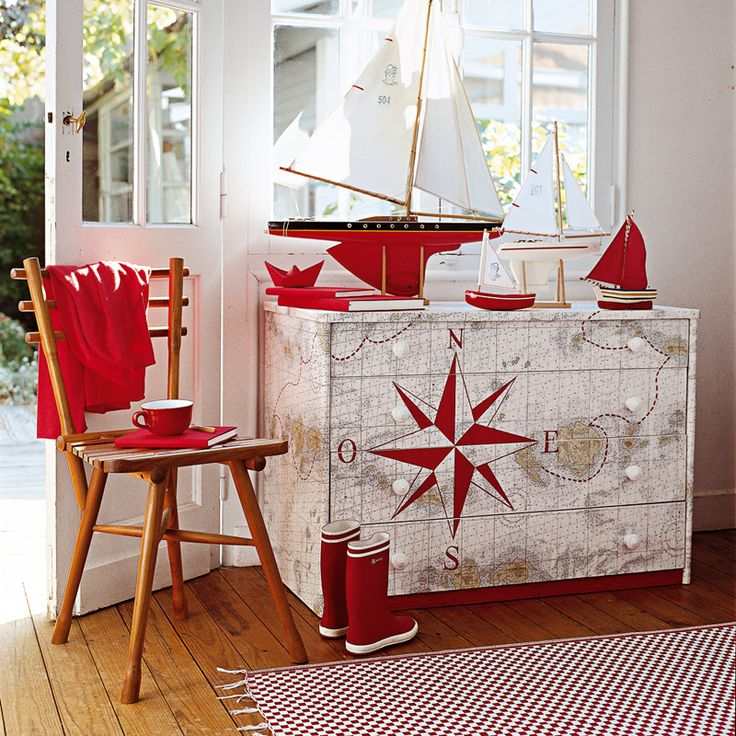 Interior Nautical Themed Furniture 1000 images about upcycle coastal chic on pinterest shabby furniture marine map