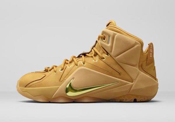 "Nike LeBron 12 EXT ""Wheat"""