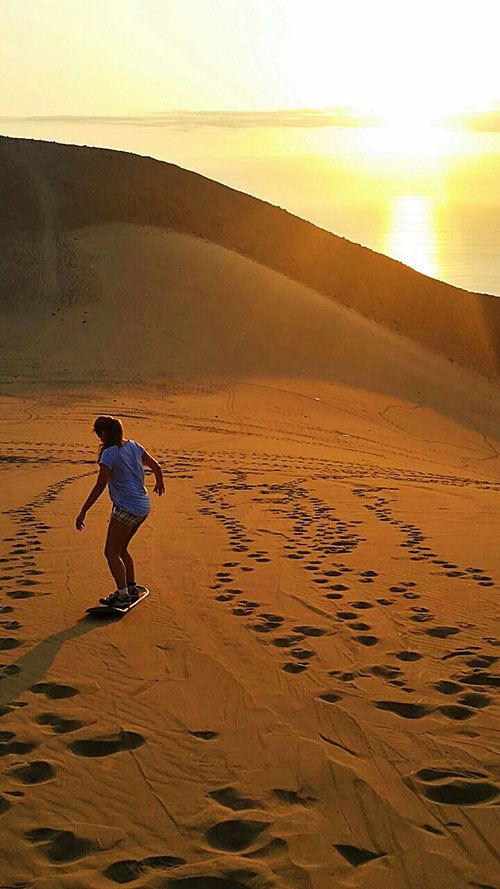 Sand boarding in Chile? Yes please! A Local Expert's guide to Atacama, Chile