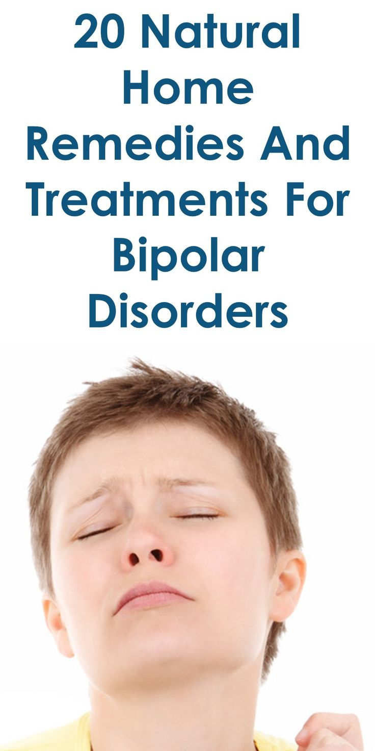 20 Natural Home Remedies And Treatments For Bipolar Disorders