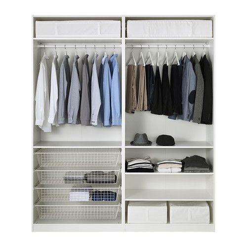 pax garderobekast ikea halkast pinterest wardrobes 10 years and brochures. Black Bedroom Furniture Sets. Home Design Ideas