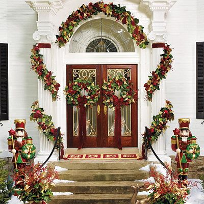 23 best Frontgate Holiday Decor Challenge images on Pinterest ...