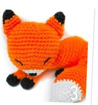 Cute is the name of the game with Amigurumi: the Japanese art of crocheting adorable stuffed animals! Read this Craftsy blog post to get some whimsical ideas for your next crochet project. Click: http://www.craftsy.com/ext/20130221_14_Crocheting_1b