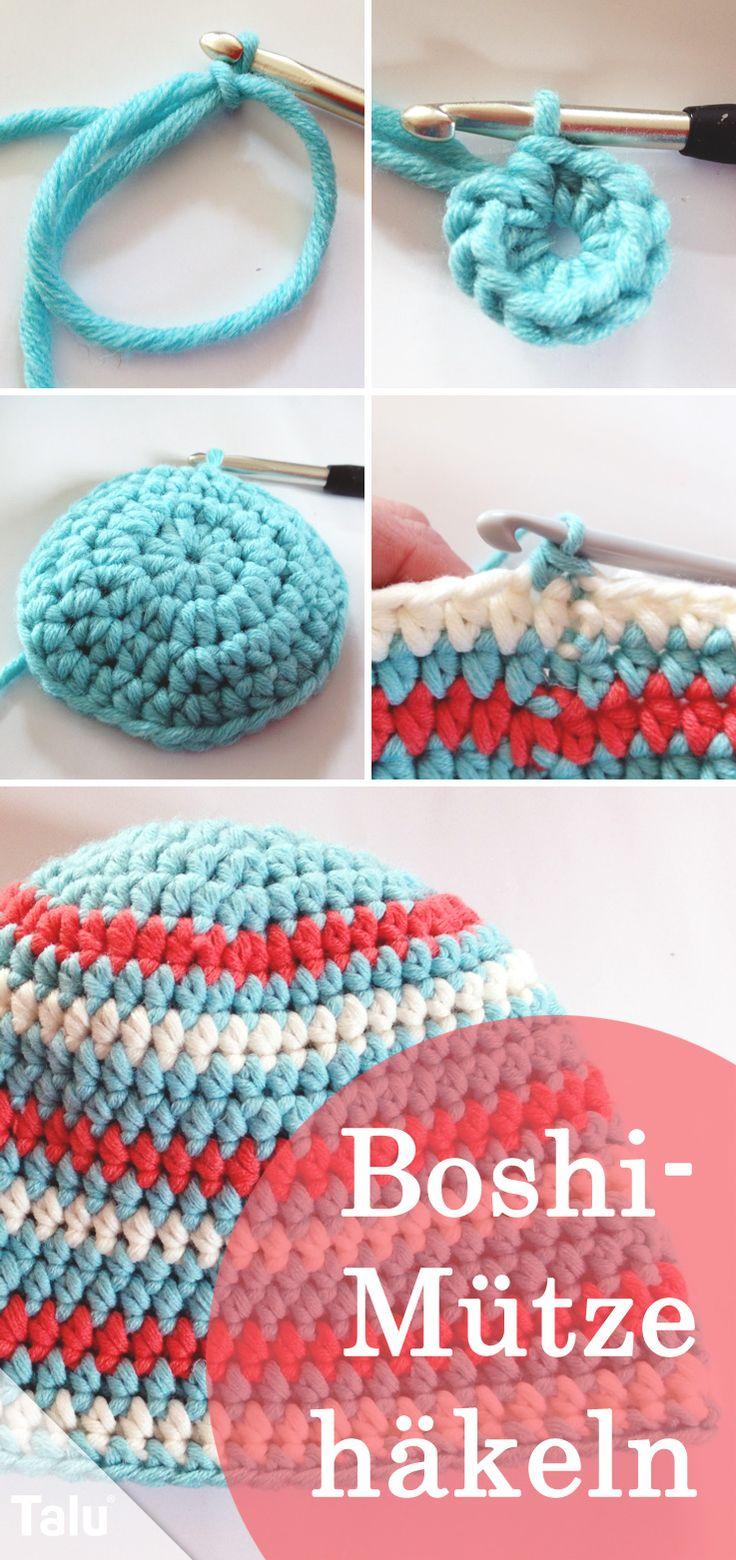 350 best Häkeln images on Pinterest | Crochet accessories, Crochet ...