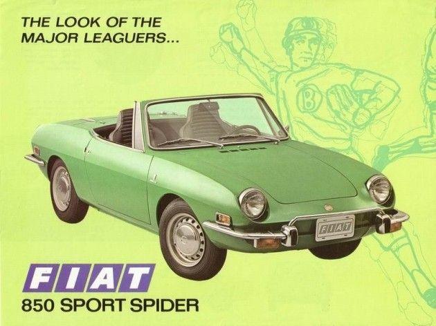 Fiat 850 Spider (1965-1972)