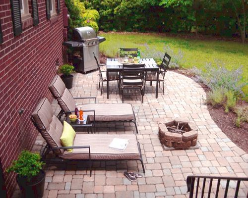 Image Detail For  Pavers   Concrete Patio Cost 2012   Calculate Crushed Rock  For A
