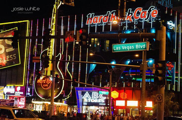 Josie White Photography- Las Vegas strip