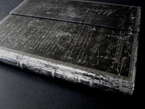 photo n°2 : Beau carnet collection les manuscrits estampés, Albert Einstein