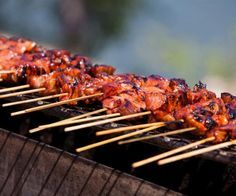 Classic Thai Chicken Satay (With Real Peanut Sauce): Best Ever Chicken Satay (recipe passed down through generations)