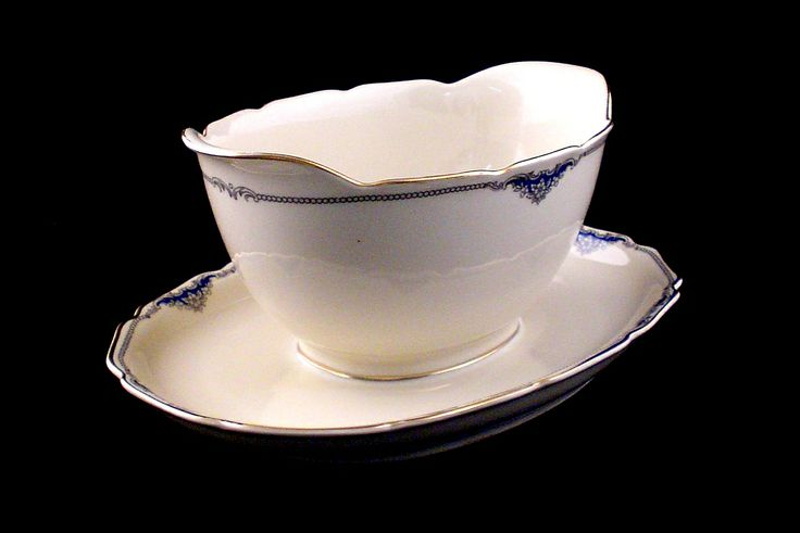 Vintage Porcelain H&Co Heinrich Bavaria Germany Soup & Saucer. On isradeal.com the shipping is always ZERO.