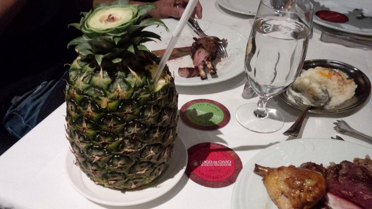 Brazilian Steak House never disappoints. We went to Fogo De Chao across from the MOMA.