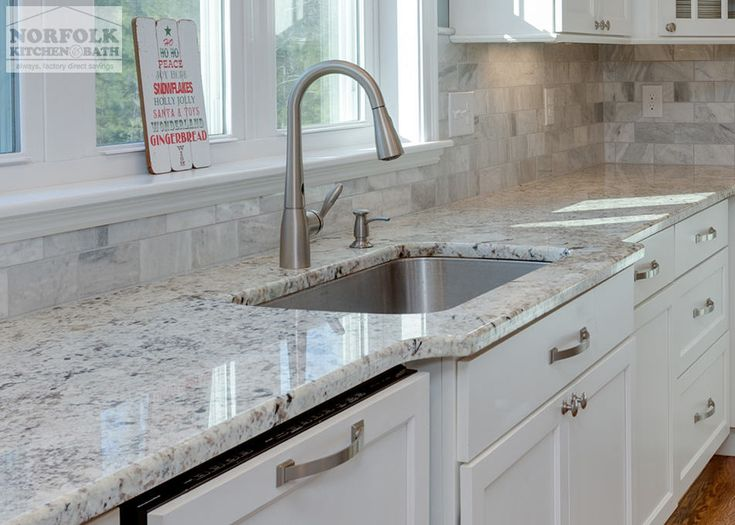 30 best Kitchens With Granite images on Pinterest Granite - spülbecken küche granit