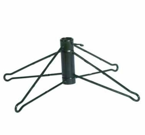 Green Metal Christmas Tree Stand For 6.5' - 7.5' Artificial Trees