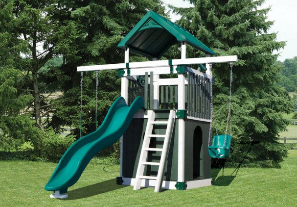 Vinyl Swing Set Kc 1 Premium 4 The Lil Guy Pinterest