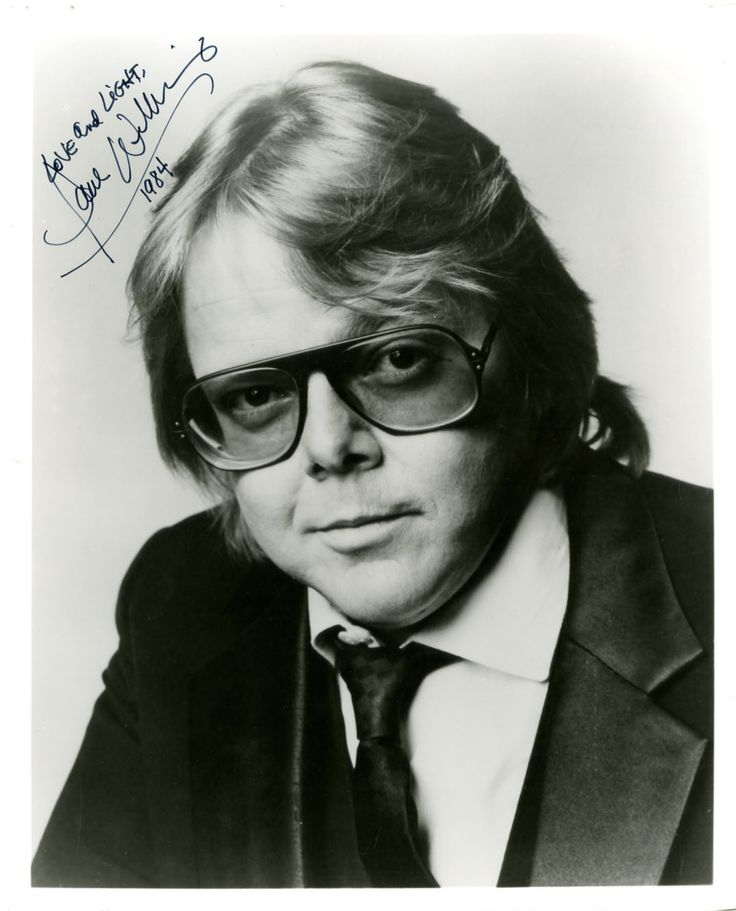 Paul Williams (songwriter) Paul Williams is a
