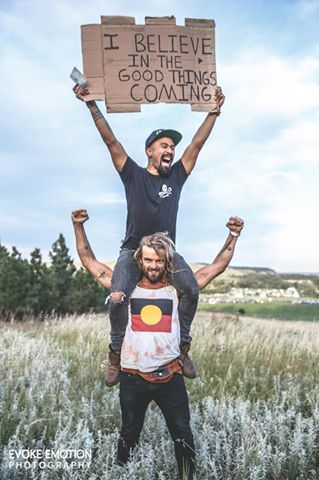 xavier rudd and nahko bear good things - Google-Suche