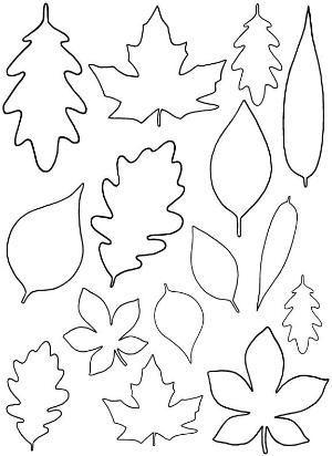 + free leaf template by l!sa More | pedagogik | Pinterest | Vågen, Buketter och Inspiration