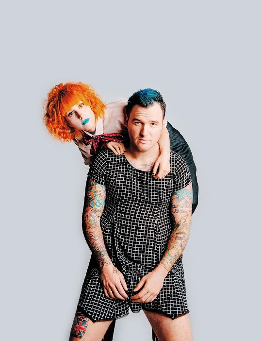 """""""Even when they say they suck, New Found Glory don't suck at all. I love watching them and to be actually onstage with them will be a good time."""" - Hayley Williams and Chad Gilbert for Alternative Press byDavid McClister"""