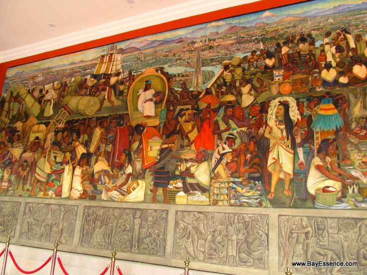272 best images about art murals on pinterest murals for Diego rivera mural new york