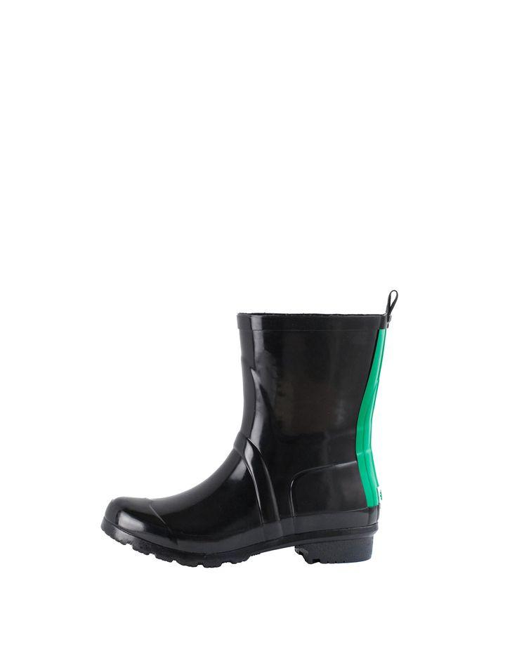 Women's Rain Boots – Noxon – Green | Oakiwear - Rain Gear, Kids rain suits, kids waders, kids rain gear, and kids rain coats
