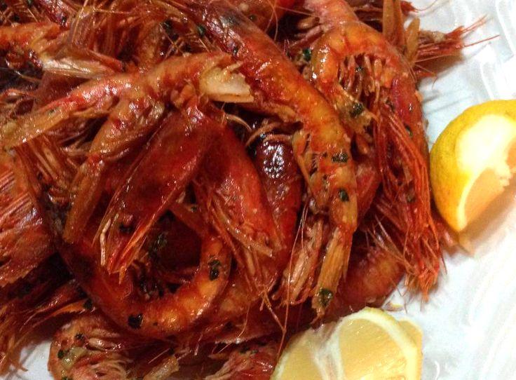 gamberi piccanti #ricettedisardegna #sardegna #sardinia #food #recipe #cucinasarda