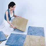 Dragonair зеленого цвета ковер ковровая плитка бесшовные гостиной диван ковер спальни проложили стирать в стиральной машине-tmall.com Lynx