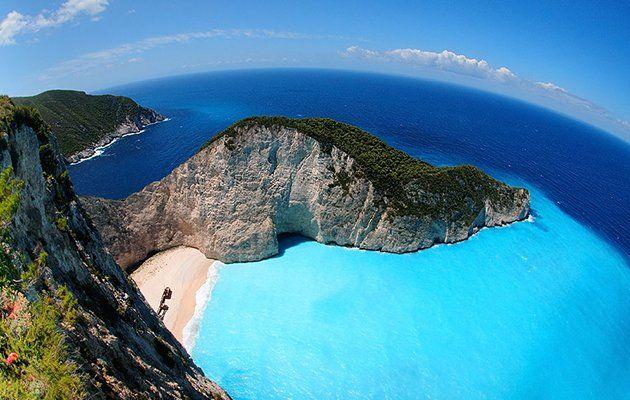 Οι τέσσερις καλύτερες παραλίες της Ελλάδας και γιατί τις αγαπάμε (εικόνες)