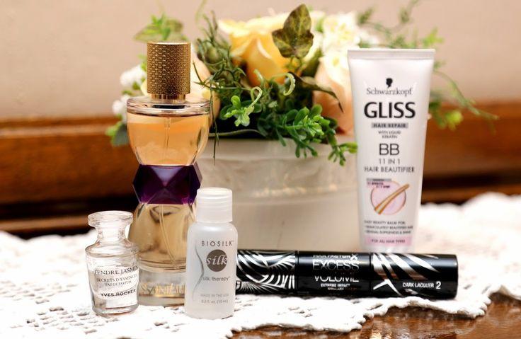 Lucélia's Blogg: Topp 5 skjønnhetsprodukter! - Topp 5 produtos de b...