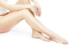Brazilian wax + oksels + benen