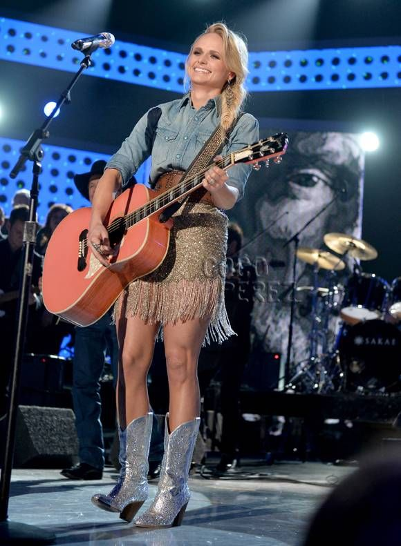 Miranda Lambert Changed Her ACM Awards Style One More Time To Finish With True Cowgirl Flair
