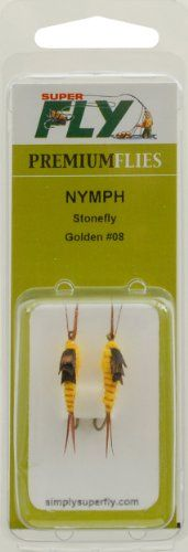 Superfly Nymph Stonefly Golden #08 Fishing Equipment  https://fishingrodsreelsandgear.com/product/superfly-nymph-stonefly-golden-08-fishing-equipment/  Number one in fishing sports Manufactured in the country of China Made of the highest quality material