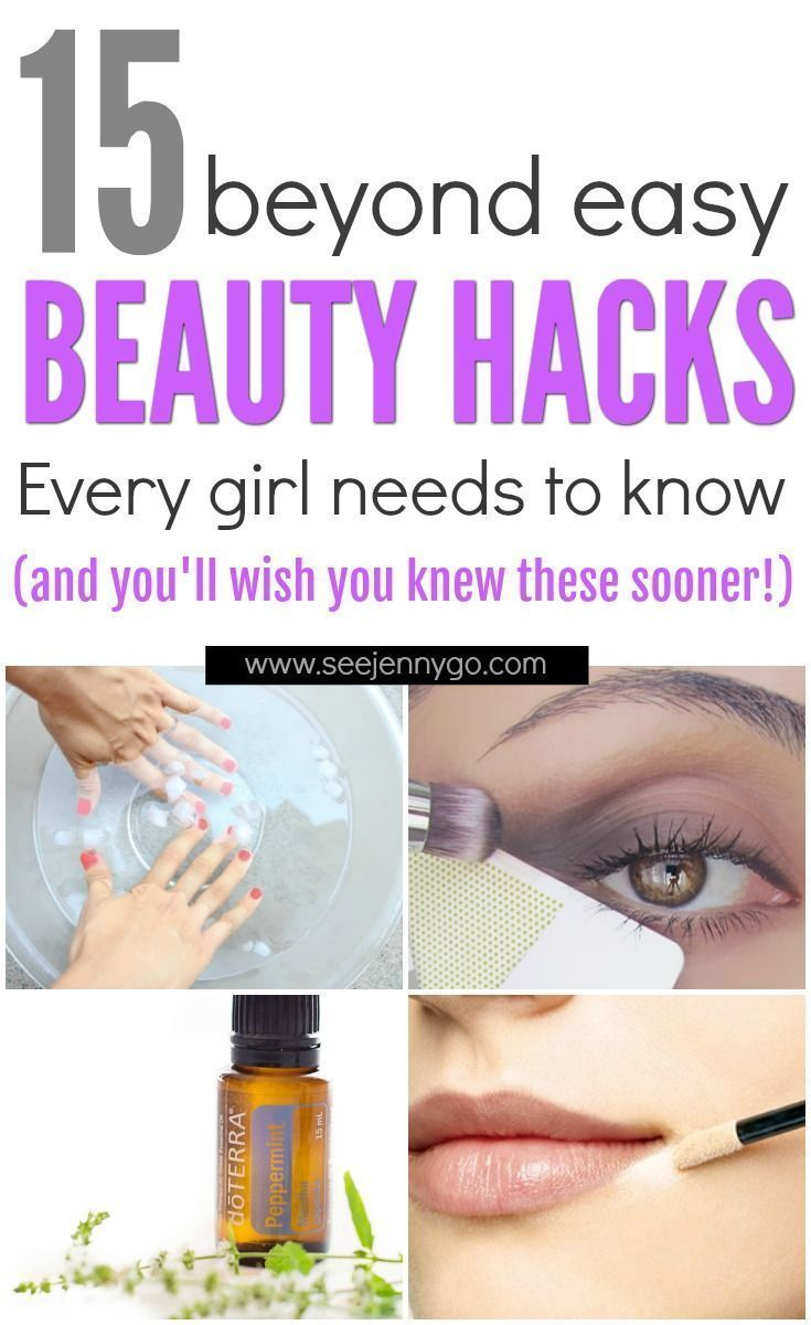 Looking for beauty tips to make your life easier? Find out some of