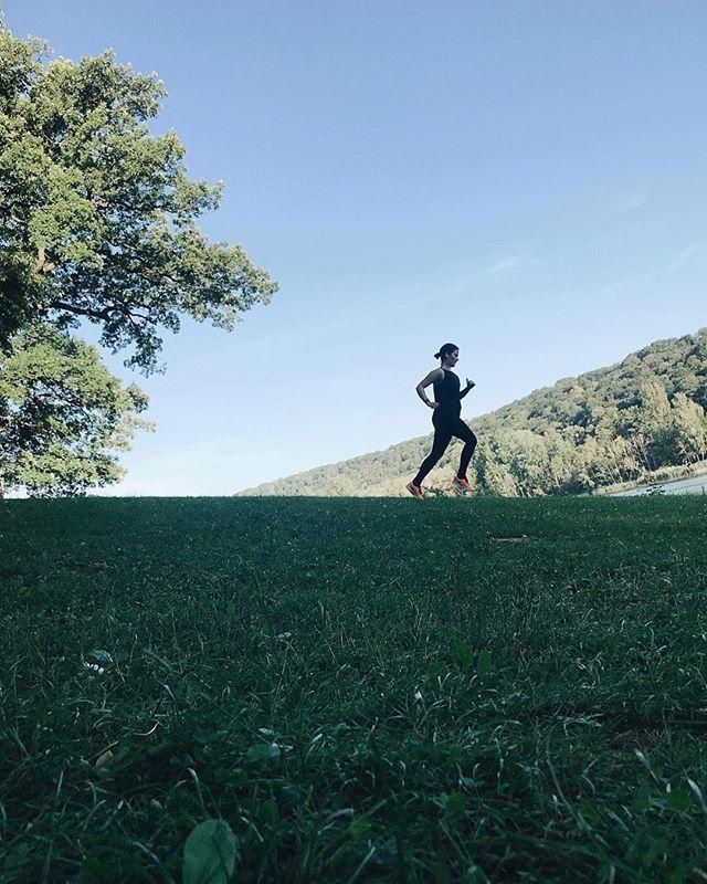 Downhill mein zweiter Lauf nach langer Pause und schon