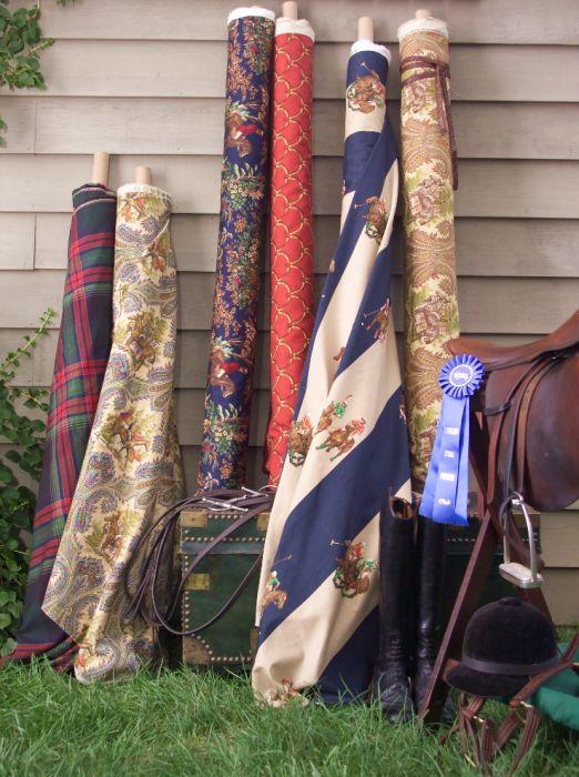 Equestrian Theme Decor Choices