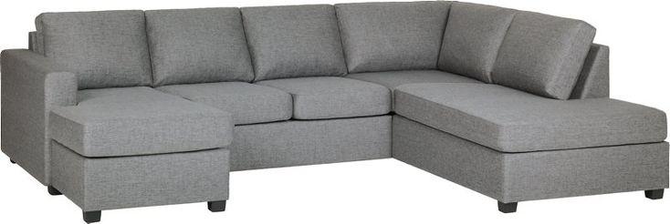 Er det på tide å fornye stua? Finn din nye sofa hos Fagmøbler; velg blant våre flotte modeller eller bygg din helt egen modulsofa.Dallas sofa1650+RD+OEStoff Rocco
