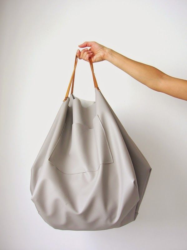 KoloDIY: Мастер-класс: большая сумка-мешок своими руками