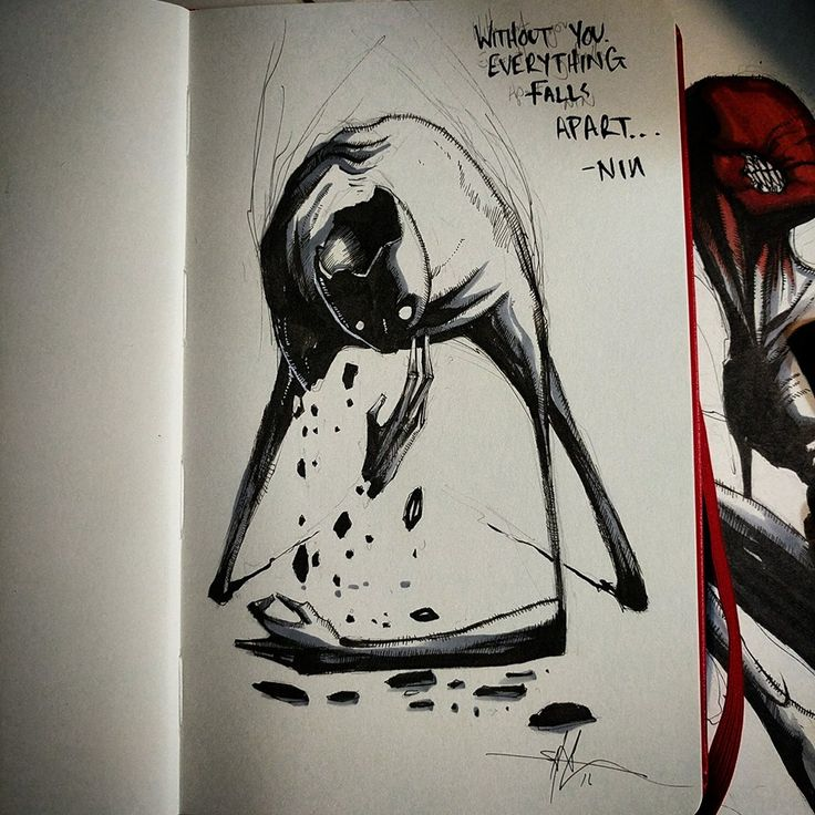 Without you everything falls apart - Shawn Coss