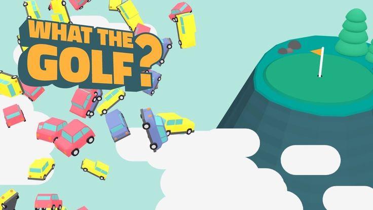 WHAT THE GOLF? Announcement trailer