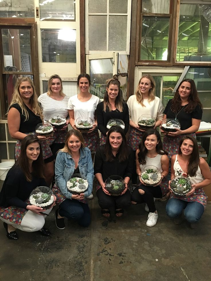 Dope terrarium workshop with the plant lovers! #terrariums #workshopsydney #plantlovers